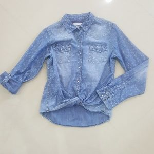 Denim Shirt Arizona
